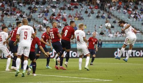 Timnas Republik Ceko vs Denmark